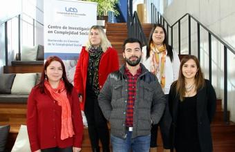 Presentamos a la nueva generación que ingresa al Programa de Doctorado en Ciencias de la Complejidad Social