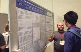 CICS researchers presented advances in NetSci 2017