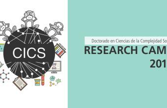 Ciencia con Enfoque Social: Comenzó el Research Camp DCCS 2018
