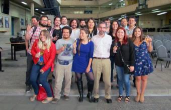 Exitoso Research Camp DCCS finalizó con sus estudiantes como protagonistas en charlas abiertas