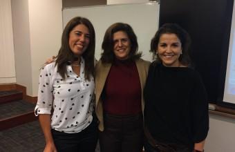 Leda Cosmides realizó Seminario sobre el estudio de la evolución y comportamiento humano desde las Ciencias Sociales y Ciencias Naturales
