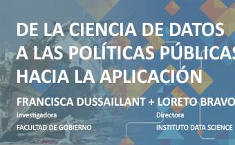 CHARLA | De la Ciencia de Datos a las Políticas Públicas: Hacia la Aplicación