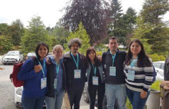Equipo de Neurociencia del CICS junto a estudiantes del DCCS exponen en la XIV Reunión Anual Sociedad Chilena de Neurociencia