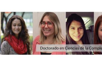 """Las """"mujeres bacanas"""" del CICS: investigaciones de estudiantes DCCS obtienen reconocimiento internacional"""