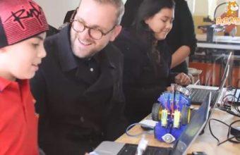 29.05.19 | Co-director de Scratch, Andrew Sliwinski dará charla