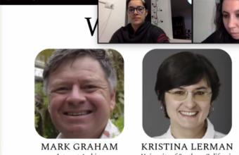 Más allá del Arte: data, colaboraciones y realidad, los elementos de Yessica Herrera, estudiante DCCS, en la Web Conference
