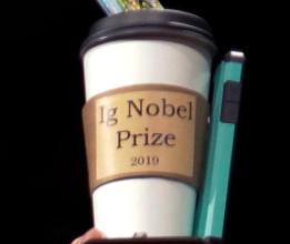 Investigadora Visitante del DCCS gana IG Nobel 2020