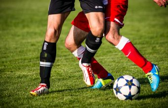 Cognitive and neurobiological mechanisms of social cohesion: soccer as a model of affiliation and intergroup conflict